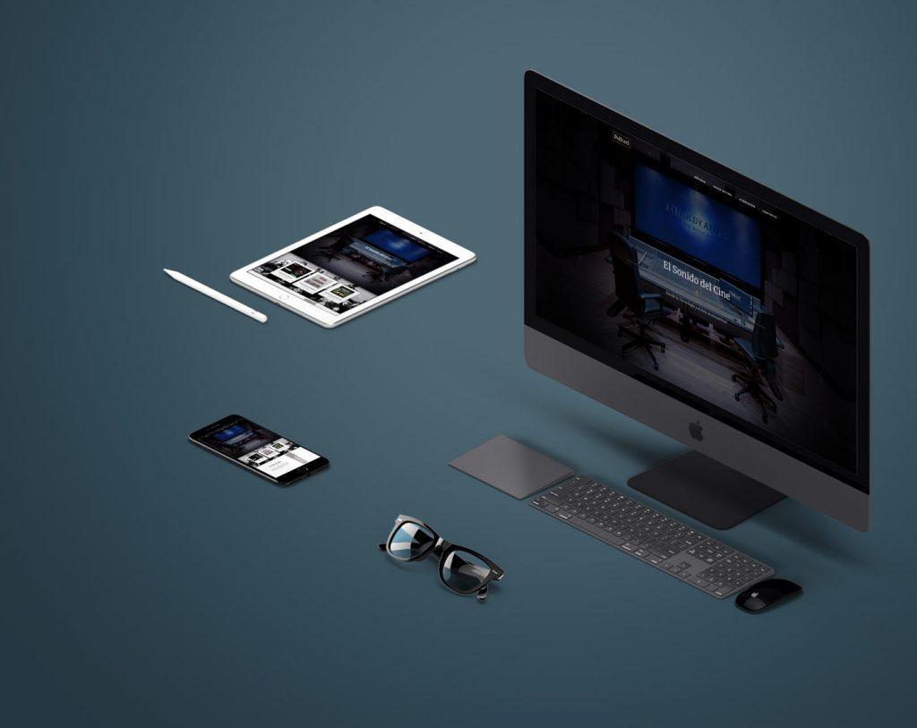 Diseño y programación web Estudios Polford